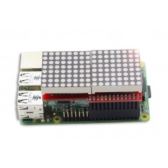 LED Matrix 8x8 for Raspberry Pi (ER-RA0808LMS)