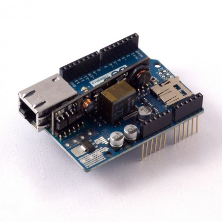 A000075 Ethernet Shield Rev3 WITH PoE Module