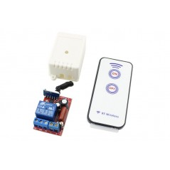 1 Channel RF wireless Remote Realy Control Module 110-220V (ER-CRF22001C)