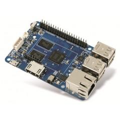 ODROID-C1+ (Hardkernel) ARMv7/1.5GHz 4core,Mali-450 MP2 GPU,1Gbyte DDR3 SDRAM,eMMC4.5 HS200 Flash