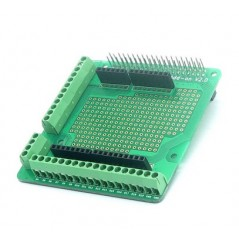 Raspberry PI2 2x20pin Screws Prototype Add-on V2.0 (Itead IM150627003)