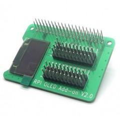 Raspberry Pi2 2x20pin OLED Add-on V2.0 (Itead IM150627004)
