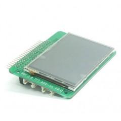 Raspberry Pi2 2x20pin 2.8 TFT Add-on V2.0 (Itead IM150627006)