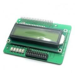 Raspberry Pi2 2x20pin LCD1602 Add-on V2.0 (Itead IM150627007)
