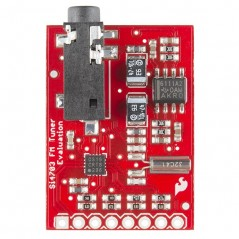 SparkFun FM Tuner Evaluation Board Si4703 (Sparkfun WRL-12938)