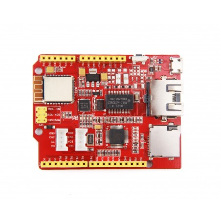 Arch Link (Seeed 102080006) Nordic nRF51822 and WIZnet W5500 ethernet