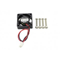 Cooling Fan /DC5V 0.13A / for Raspberry Pi Model B+/B (ER-RPA01305R)