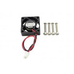 Cooling Fan /DC5V 0.13A / for Raspberry Pi Model B+/B (ER-RPA01305R)