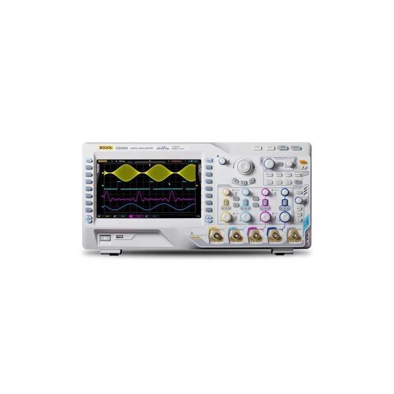 "DS4054 4x500MHz , 9""LCD, 110.000 Waveforms/sec (RIGOL)"