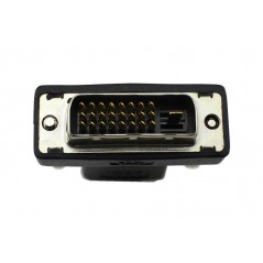 DVI-D 24+1 Pin Male to HDMI Female Converter (ER-RPA24106R)