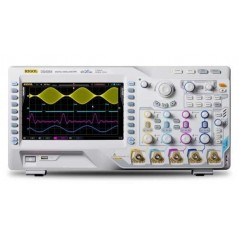 "DS4054 4x500MHz , 9""LCD, 110.000 Waveforms/sec (RIGOL)"
