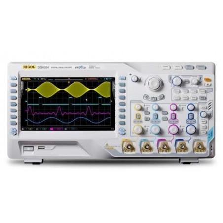 """DS4034 4x350MHz -4GSa/s, 9""""LCD, 110.000 Waveforms/sec (RIGOL)"""