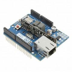 A000025 (Arduino) ARDUINO ETHERNET SHIELD WITH POE MODULE