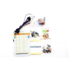 Component Kit with Resistance Card for Arduino E2 (ER-ACA09802A)