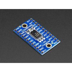 TCA9548A I2C Multiplexer (Adafruit 2717) 1-to-8 I2C multiplexer