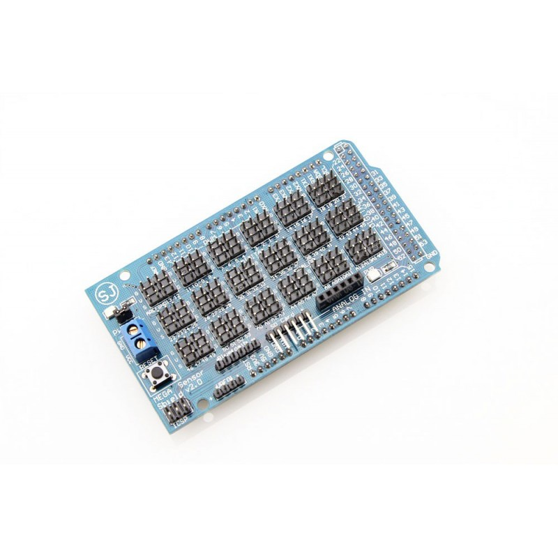 Sensor Shield V2.0 For Arduino Mega (ER-ACS01422S)
