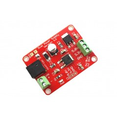 Fixed dual-voltage 5.0V and 3.3V power supply board (ER-CDE50331C)