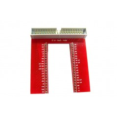 U Type Gpio Proto Board for Raspberry Pi B/B+ (ER-RPA02657R)