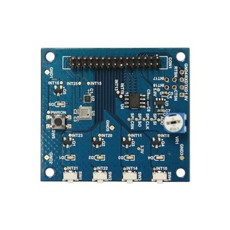 Expansion Board (Hardkernel) GPIO,SPI,ADC,Sensors,LED & Key