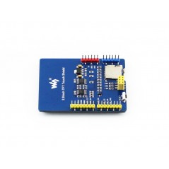 2.8inch TFT Touch Shield (Waveshare) 320×240, Arduino interface