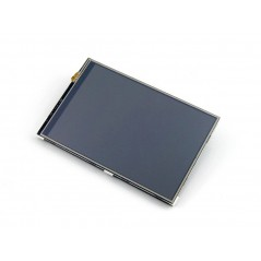4inch RPi LCD (A) (Waveshare) 320×480 Touch Screen TFT LCD for Raspberry Pi