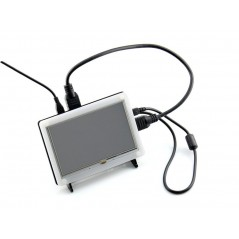 5inch HDMI LCD (B) (with bicolor case) (Waveshare) 800×480