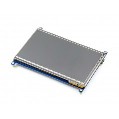 "7inch HDMI LCD (B) (Waveshare) 800×480, 7""Capacitive Touch LCD, HDMI, supports various systems"