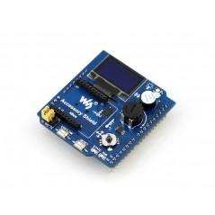 Accessory Shield (Waveshare) for Arduino Development