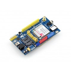 GSM/GPRS/GPS Shield (Waveshare) Arduino shield Quad-band GSM/GPRS/GPS module SIM908
