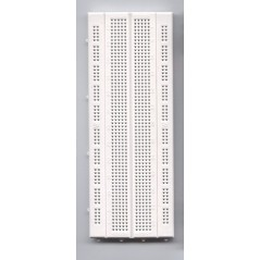 WB-102 (A000032) Breadboard 840 Holes (WISHER ENTERPRISE) WB102