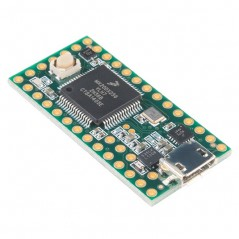 Teensy 3.2 (Sparkfun DEV-13736) Teensy 3.2 and 3.1 are interchangeable