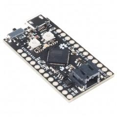 Qduino Mini V2 (Sparkfun DEV-13614) tiny Arduino-compatible board