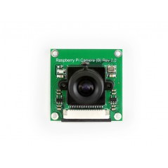 RPi Camera (B) (Waveshare) Raspberry Pi Camera + adjustable-focus