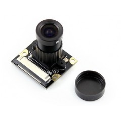 RPi Camera (F) (Waveshare) Raspberry Pi Camera Module,Night Vision,Adjustable-focus (114990837)