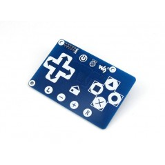 RPi Touch Keypad (Waveshare) Capacitive Touch Keypad for Raspberry Pi
