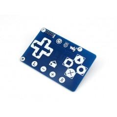 RPi Touch Keypad (Waveshare) Capacitive Touch Keypad for Raspberry Pi (114990833) (ER-RAA01814K)