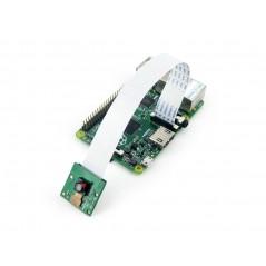 RPi Camera (C) (Waveshare) Raspberry Pi Camera Module, v1 3-compatible with  the original