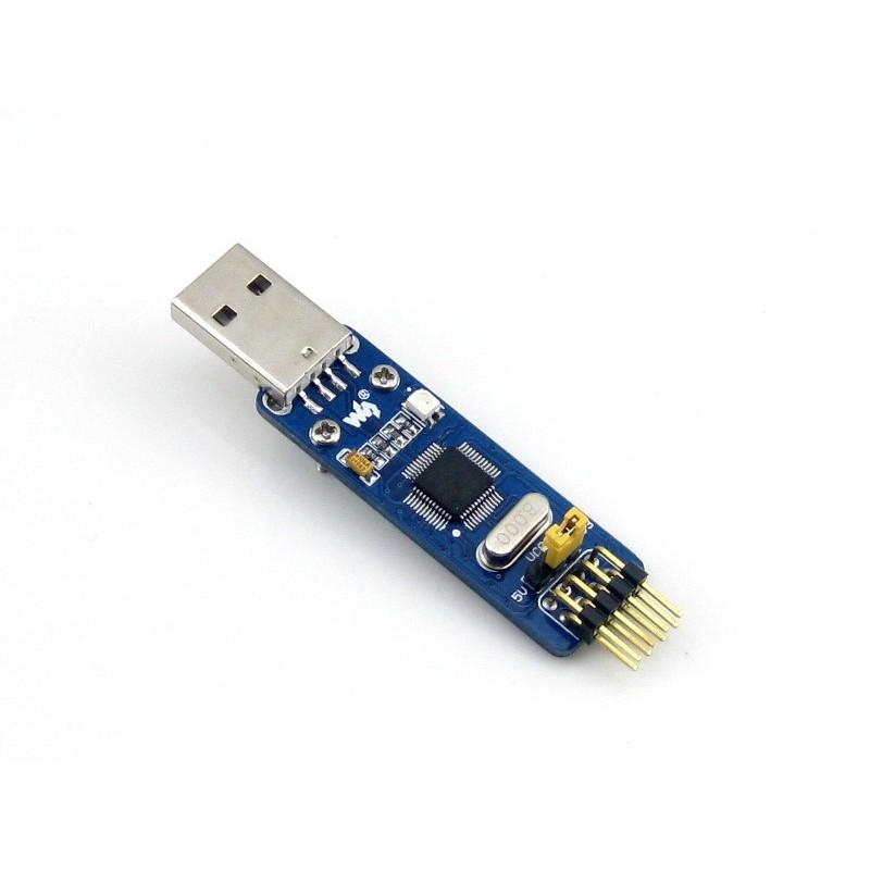 ST-LINK/V2 (mini) (Waveshare) in-circuit debugger/programmer for STM8 and  STM32