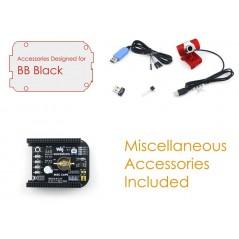 BB Black Acce E (Waveshare) Accessories Package for BeagleBone Black