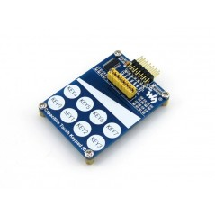 Capacitive Touch Keypad (B) (Waveshare) 8touchkeys+1 linear touch sensor