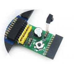 Mix Board (Waveshare) IRM, infrared receiver module Temperature Sensor Joystick Buzzer