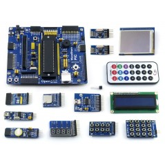 Open18F4520 Package B (Waveshare) PIC development board