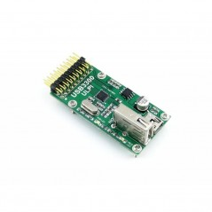 USB3300 USB HS Board (Waveshare) USB high-speed PHY device for ULPI interface