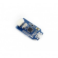 ARM Debugger Programmer (Waveshare) JTAG/SWD Debugger Programmer with Micro  USB Interface