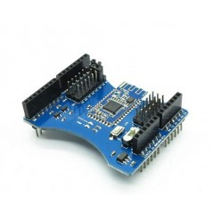 Bluetooth Low Energy BLE Shield Starter Kit For Arduino (Itead IM130704001)