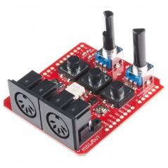 SparkFun MIDI Shield (Sparkfun DEV-12898) for Arduino