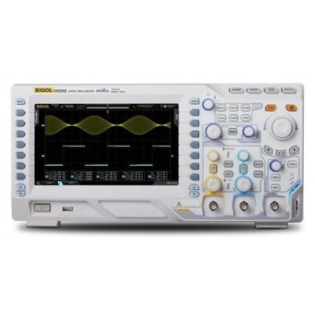 DS2072 2x70MHz 2GSa/s14Mpts,56Mpts(option) 50,000wfms/s