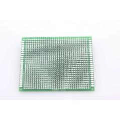 PPB02081P (7x9cm) Double Side ProtoBoard 7x9cm (ER-PPB00709S)