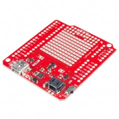 LiPower Shield (SparkFun DEV-13158) for Arduino (3.7V LiPo battery)