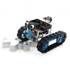 Starter Robot Kit-Blue Bluetooth Version (Makeblock 90020)